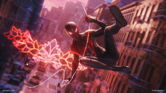 Marvel's Spider-Man: Miles Morales has gone gold for PS4 and PS5
