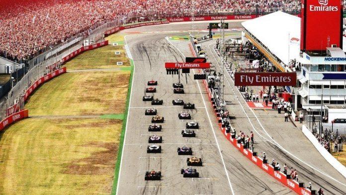 How to watch Eifel Grand Prix live stream online anywhere
