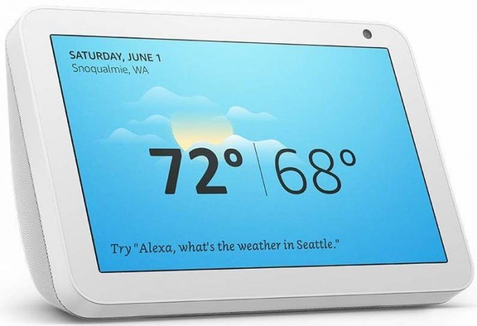 Battle for the end table: the Amazon Echo Show 8 vs. Echo Show 5