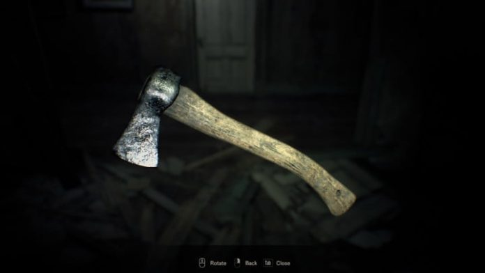 How to get every weapon in Resident Evil 7