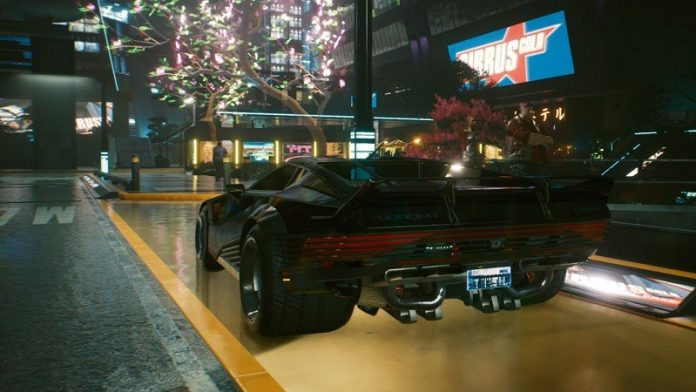 Cyberpunk 2077 Night City Wire Episode 4 reveals the vehicles of the future