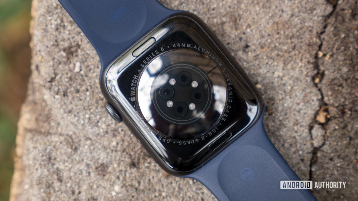 apple watch series 6 review heart rate sensor