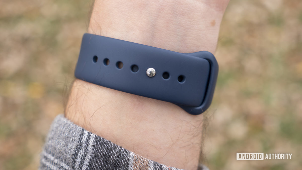 apple watch series 6 review watch strap