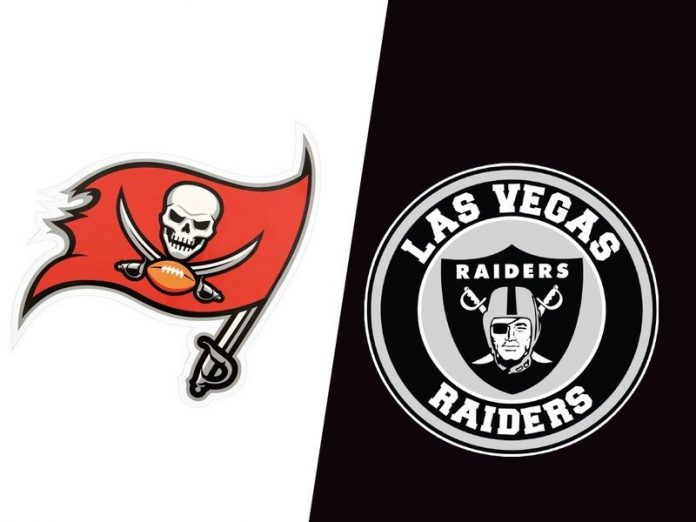 How to watch Tampa Bay Buccaneers vs Las Vegas Raiders live stream