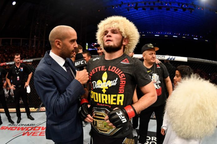 How to watch UFC 254 online: Live stream Khabib vs. Gaethje