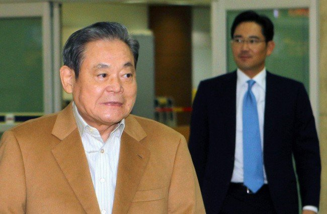 Samsung chairman passes away at 78 with a legacy of success and corruption