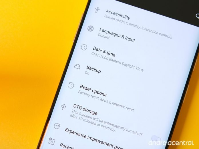How to back up your Android phone 2020