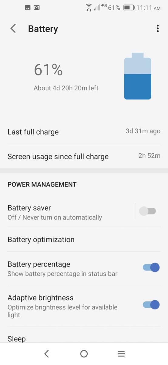 TCL 10 5G UW battery 2