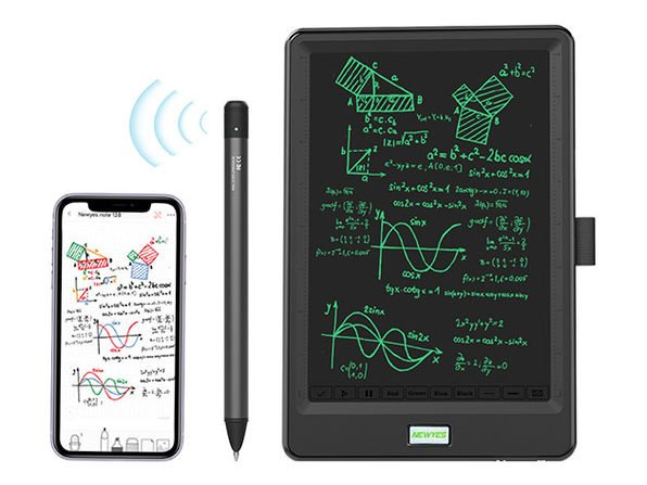 SyncPen turns handwritten notes, sketches and illustrations into digital files
