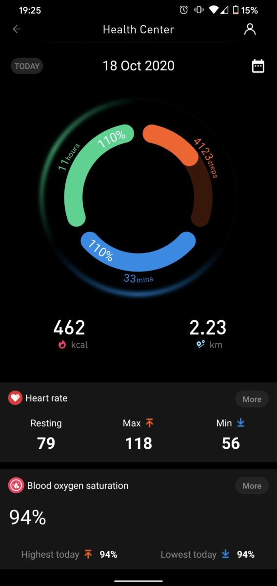 ticwatch pro 3 review mobvoi app 1