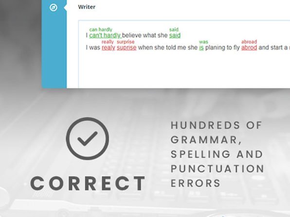 Just $40, this 5-in-1 tool checks grammar, spelling, and more