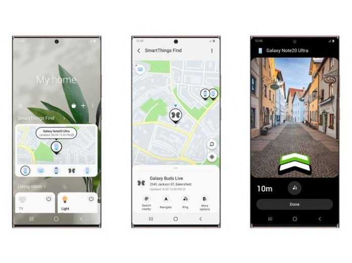 Samsung launches SmartThings Find to help you find lost Galaxy devices