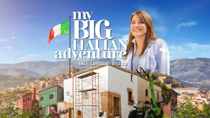 How to watch My Big Italian Adventure online from anywhere