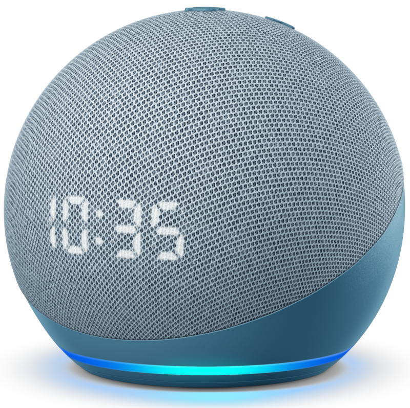 echo-dot-with-clock-4th-gen-2020-officia