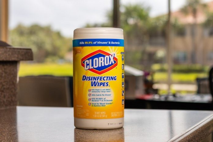 Here's where to find Clorox wipes in stock online right now
