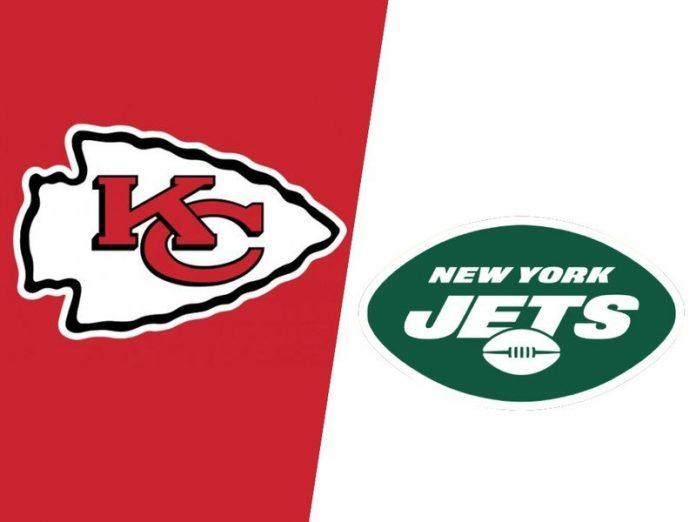 How to watch New York Jets vs Kansas City Chiefs live stream online