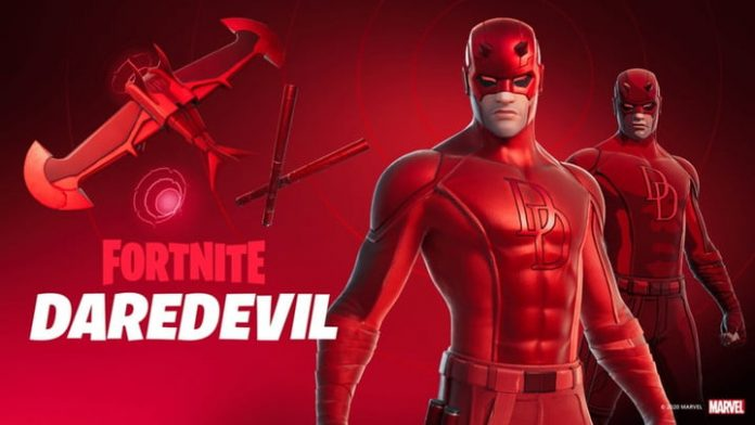 Fortnite guide: How to unlock the Daredevil outfit