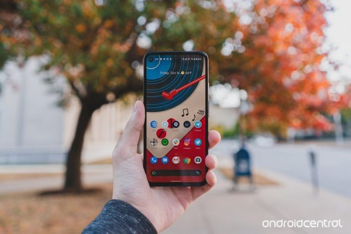 Have you gotten the November 2020 security patch?