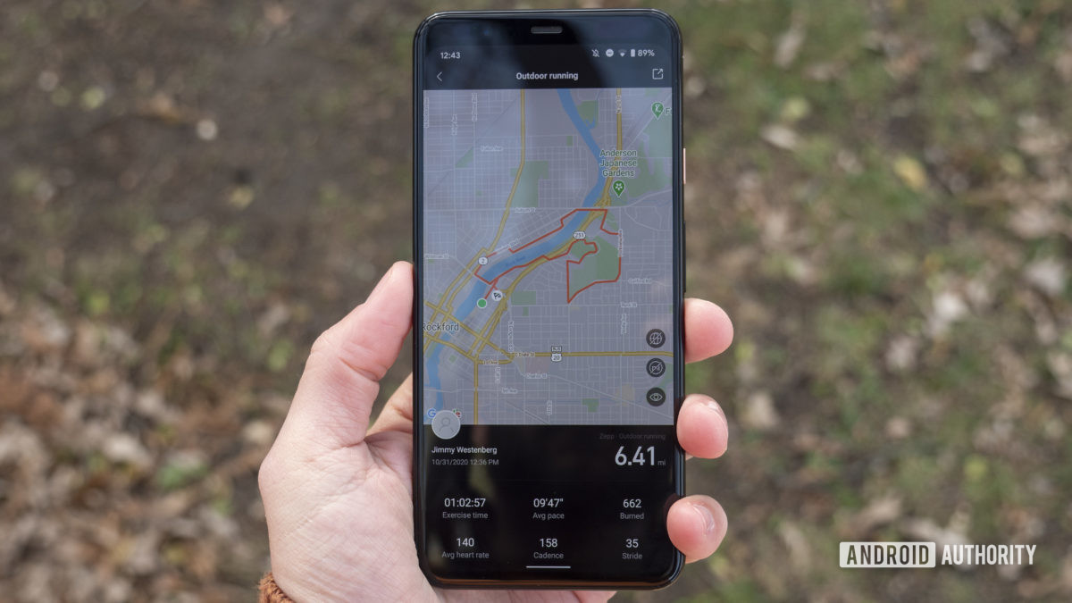 huami amazfit gts 2 and gtr 2 review zepp app workout run tracking