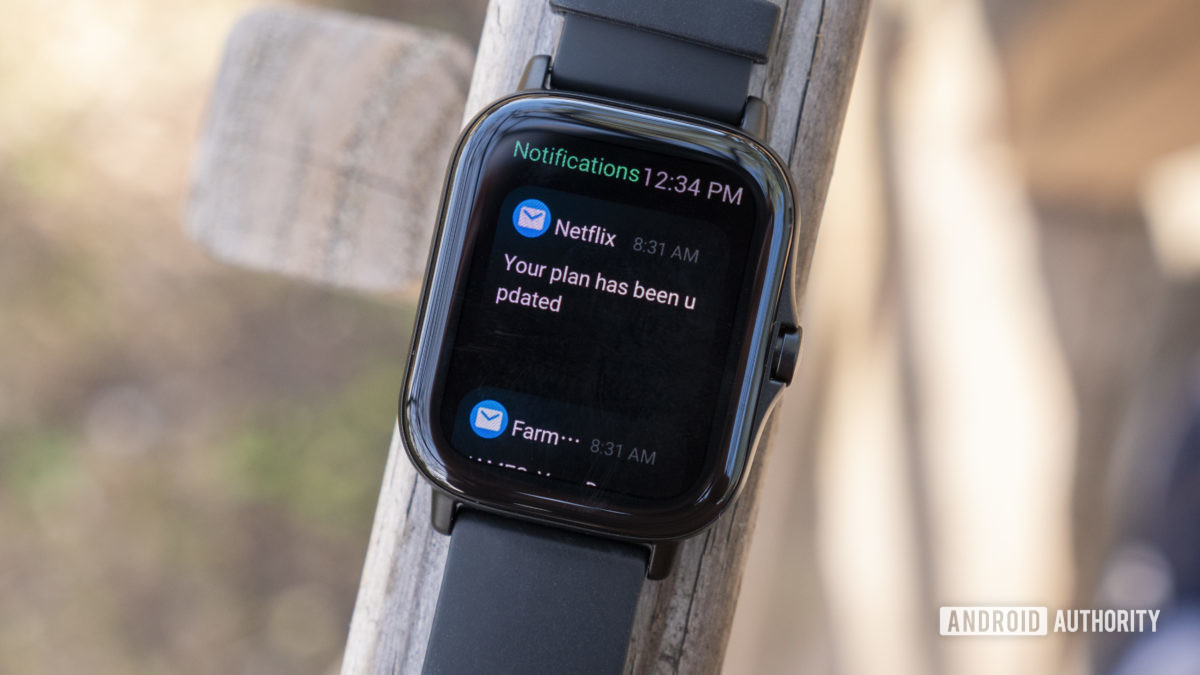 huami amazfit gts 2 review notifications