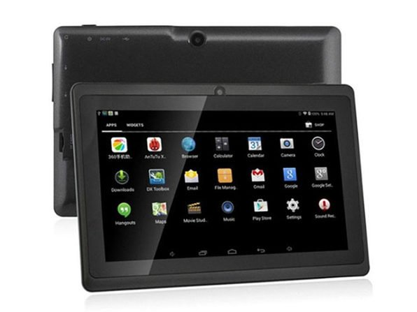 This 7-inch Wi-Fi tablet is a good option for younger users, just $80