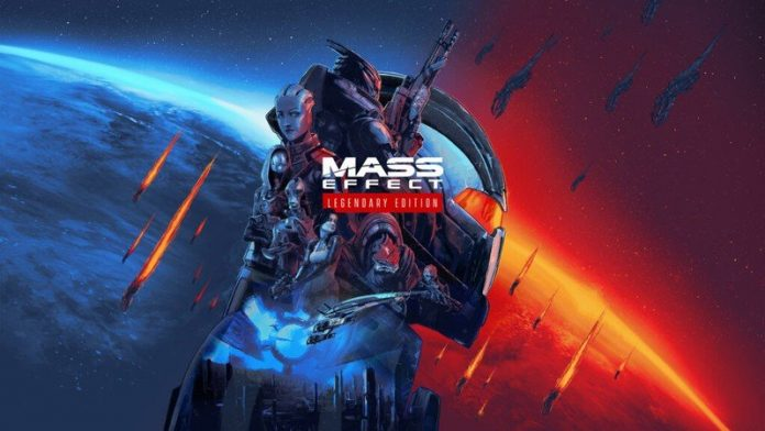 Mass Effect: Legendary Edition remasters the trilogy and is coming in 2021