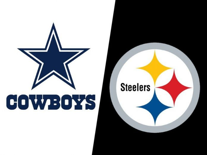 How to watch Pittsburgh Steelers vs Dallas Cowboys live stream online