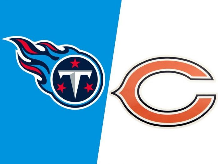 How to watch Chicago Bears vs Tennessee Titans live stream online