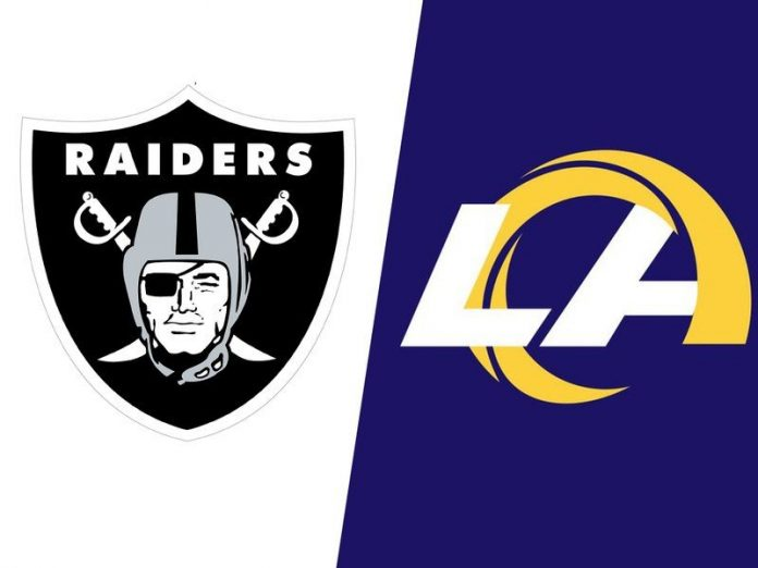 How to watch Las Vegas Raiders vs LA Chargers live stream online