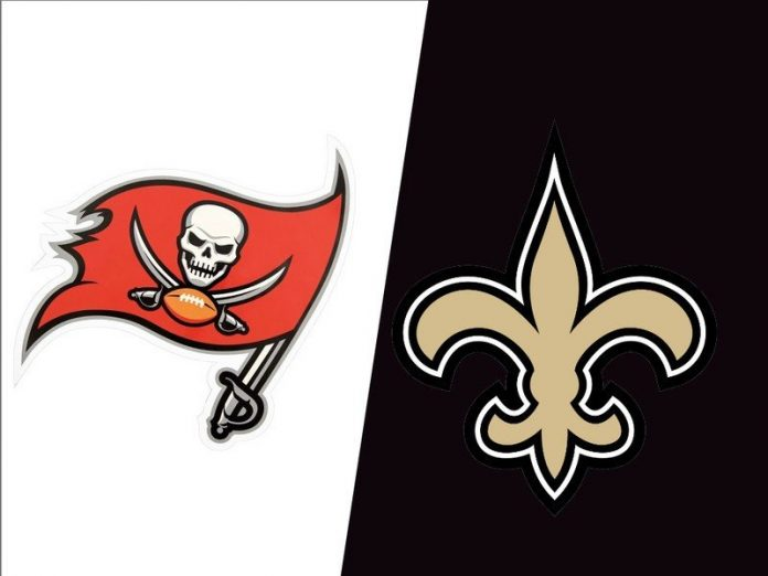 How to watch Tampa Bay Buccaneers vs New Orleans Saints live stream