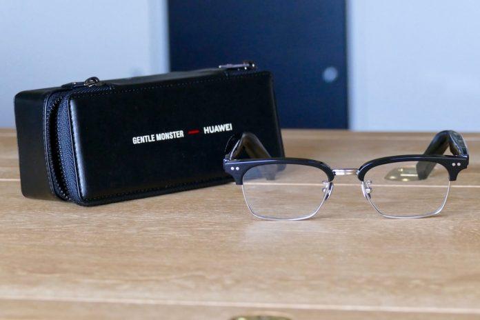 Huawei's Eyewear 2 smartglasses are like true wireless headphones for your face