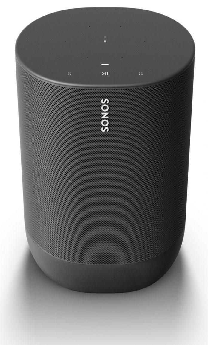 Sonos Move, the portable Alexa speaker, is $100 off right now on Amazon