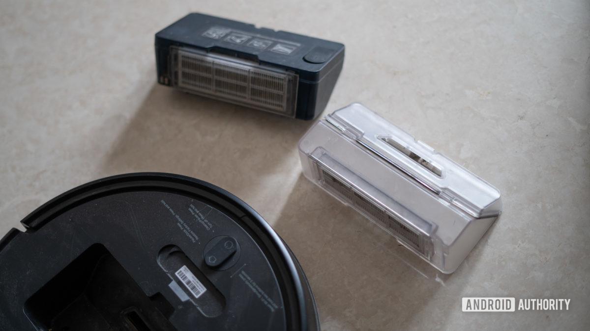 Mi Robot Vacuum Mop P vacuum and mop filters