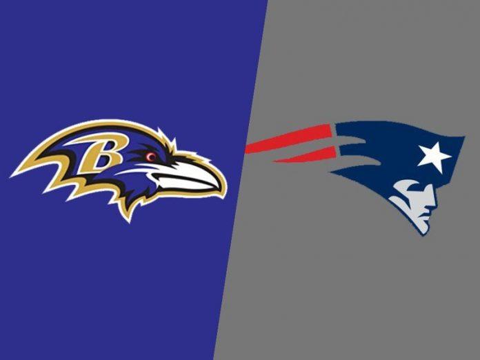 How to watch Baltimore Ravens vs. New England Patriots live stream