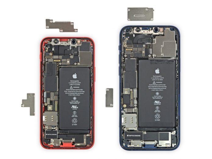 iFixit's iPhone 12 Mini Teardown Reveals Apple's Miniaturized Components