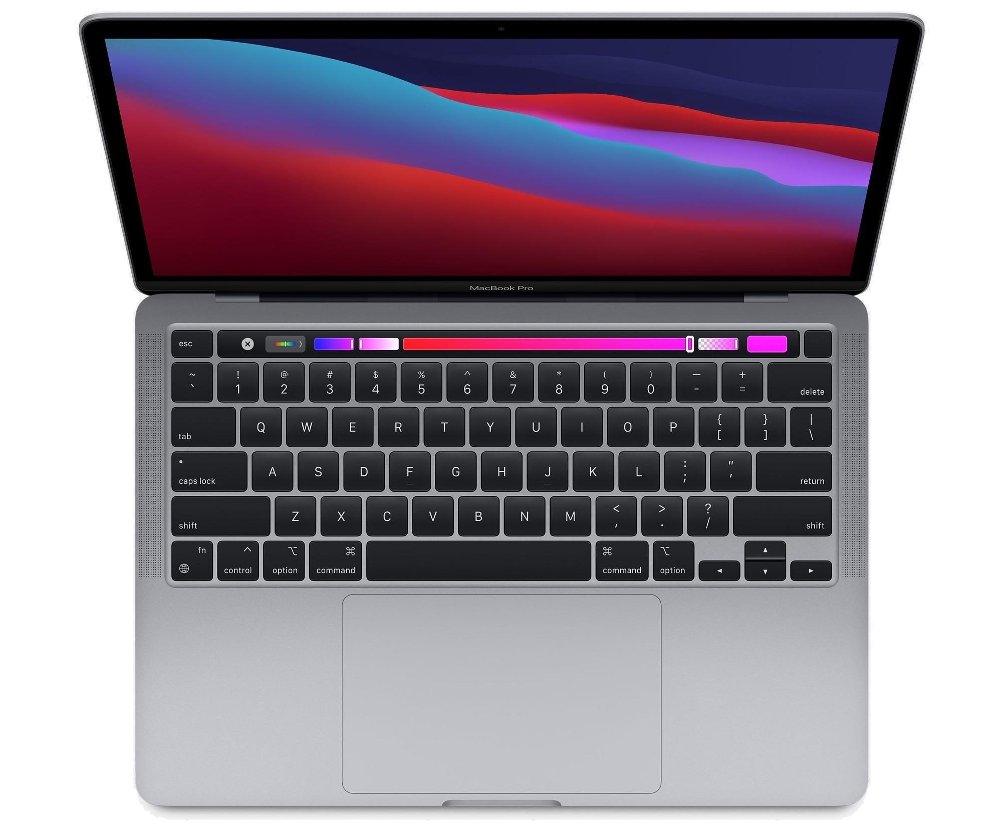 Apple Silicon M1 MacBook Pro Earns 7508 Multi-Core Score ...