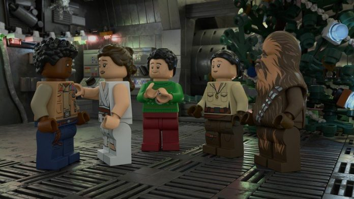 How to watch the Lego Star Wars Holiday Special online from anywhere