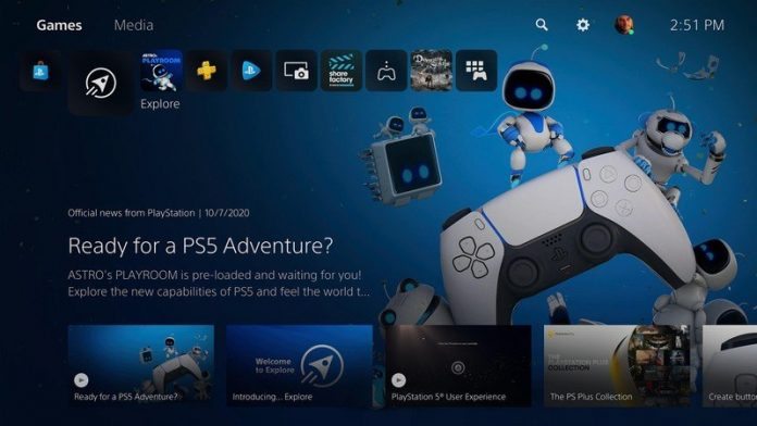 How to change the theme of your PS5 home screen