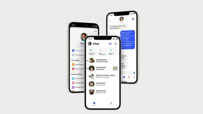 Facebook is redesigning its Messenger Kids app