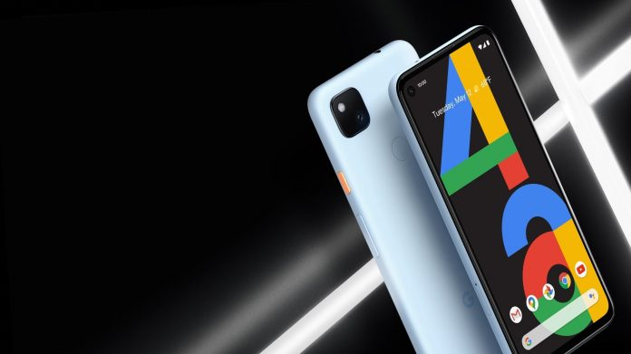The Pixel 4a now comes in a new limited-edition Barely Blue color
