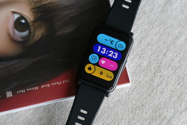 honor watch es hands on features price photos release date face