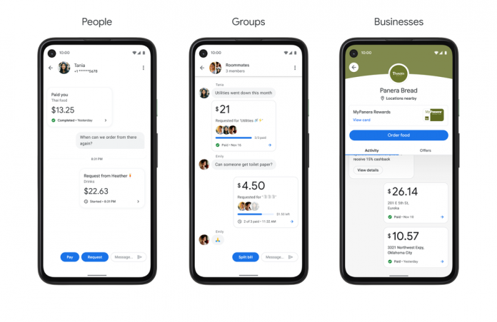 New Google Pay app manages finances and will soon offer mobile bank sign ups