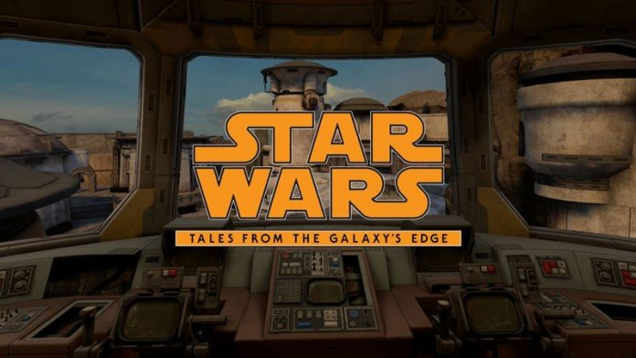 Everything we know about Oculus' Star Wars: Tales From The Galaxy's Edge