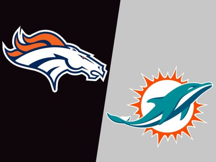 Miami Dolphins vs. Denver Broncos: How to watch week 11 of NFL play from an