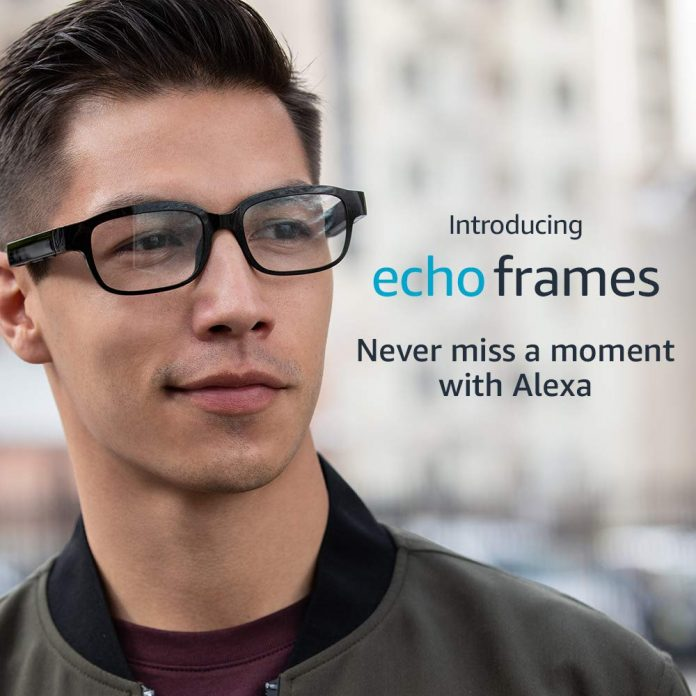 Echo Frames second-gen now available for pre-order while Echo Loop is discontinued