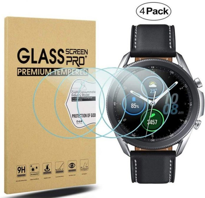 Get a screen protector for your Samsung Galaxy Watch 3