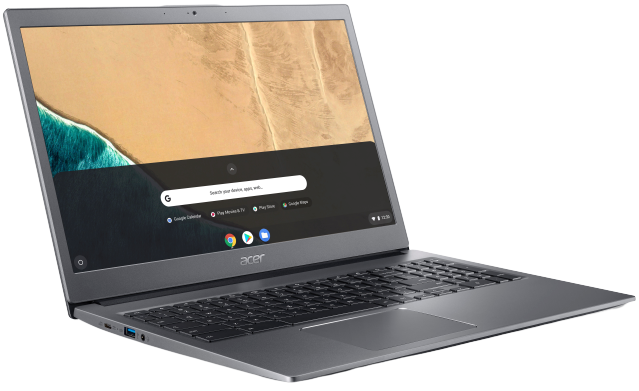 Grab the Acer Chromebook 715 for 50% off in Walmart's Black Friday sale