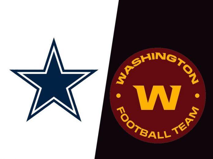 Dallas Cowboys vs. Washington Football Team: How to watch week 12 NFL