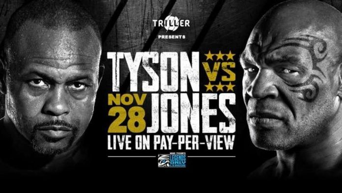 How to watch Tyson vs Jones online anywhere