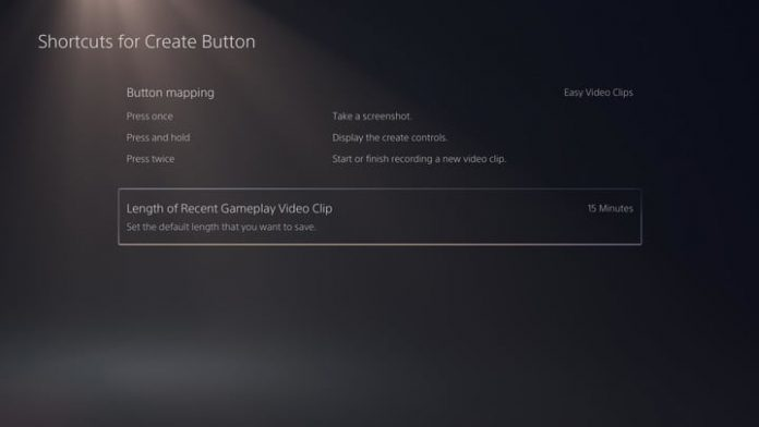 How to record gameplay on a PS5